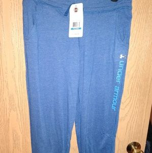 Under Armour youth girls lounge pants